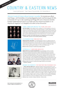 C&E Newsletter - october 2014 in swedish