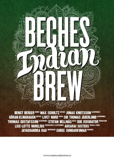 BechesIndianBrew_poster